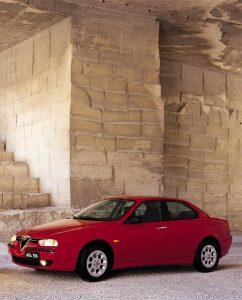 Alfa Romeo Geschiedenis 156
