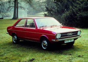 Nieuwe Audi 80
