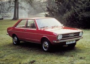 Audi Geschiedenis 80