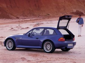 BMW Geschiedenis Z3