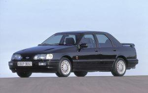 Ford Geschiedenis RS Sierra Cosworth