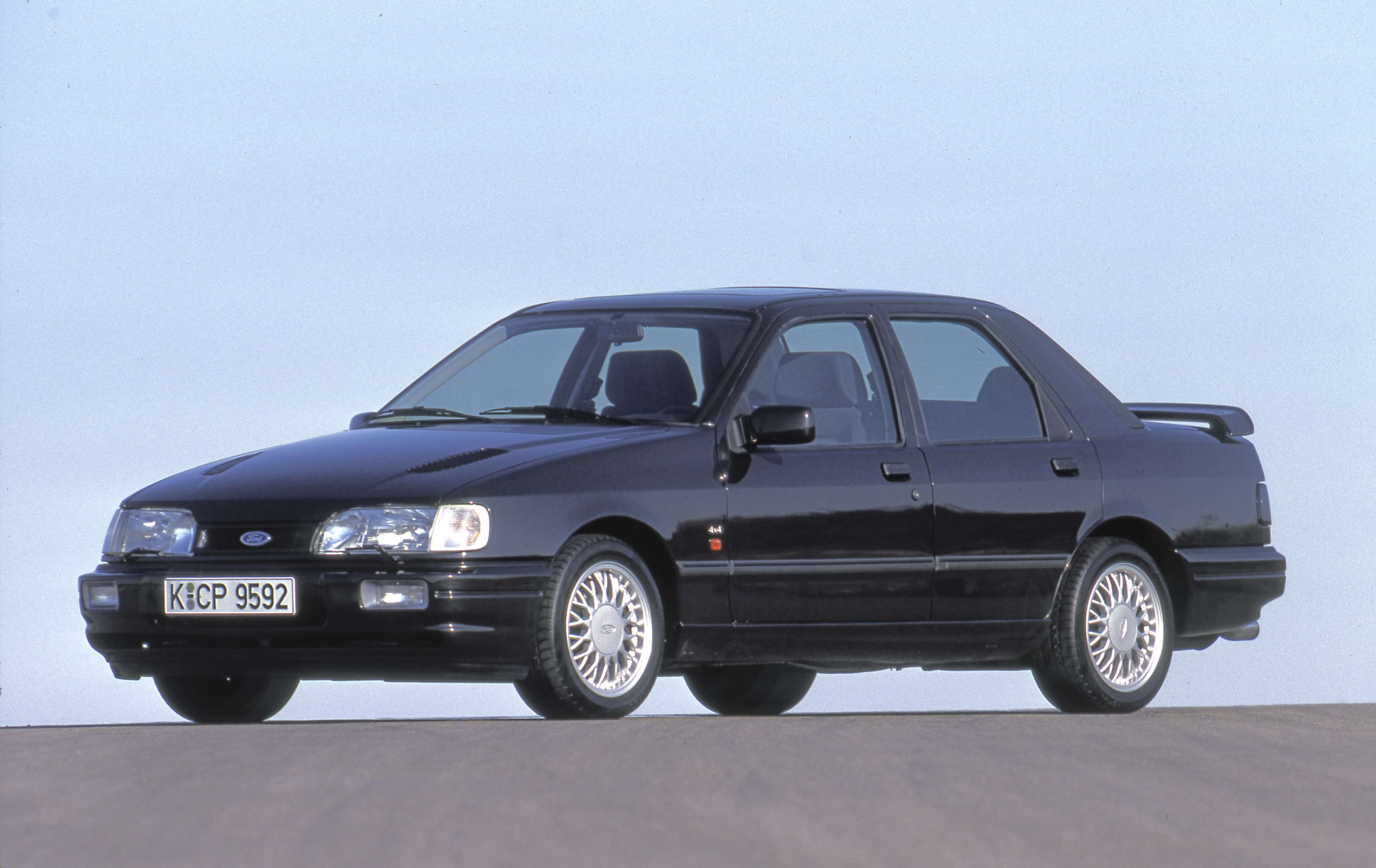 Ford Geschiedenis RS Sierra Cosworth