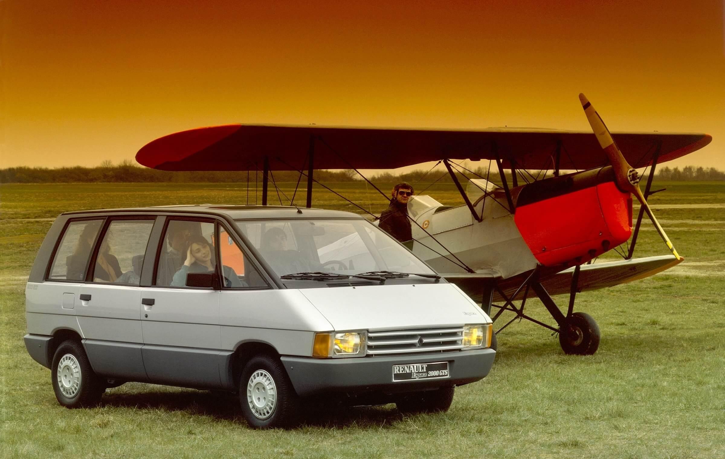 Renault Geschiedenis Espace