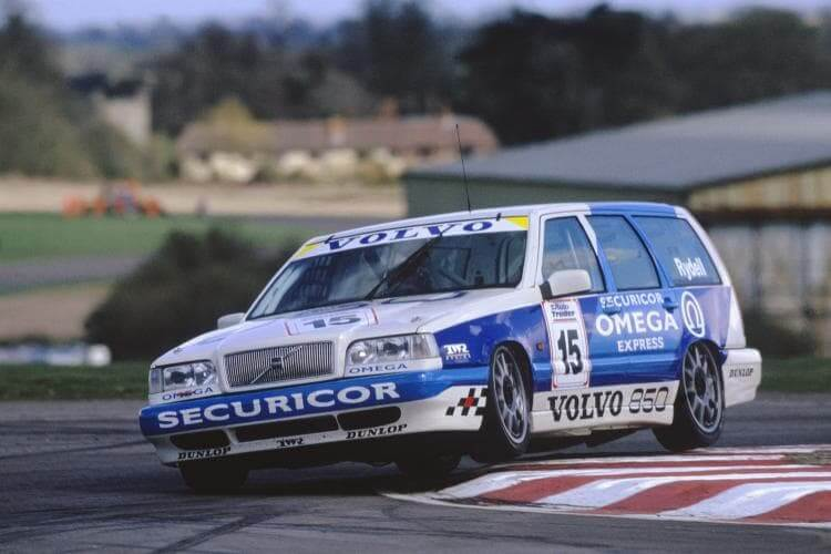 Volvo 850 break BTCC