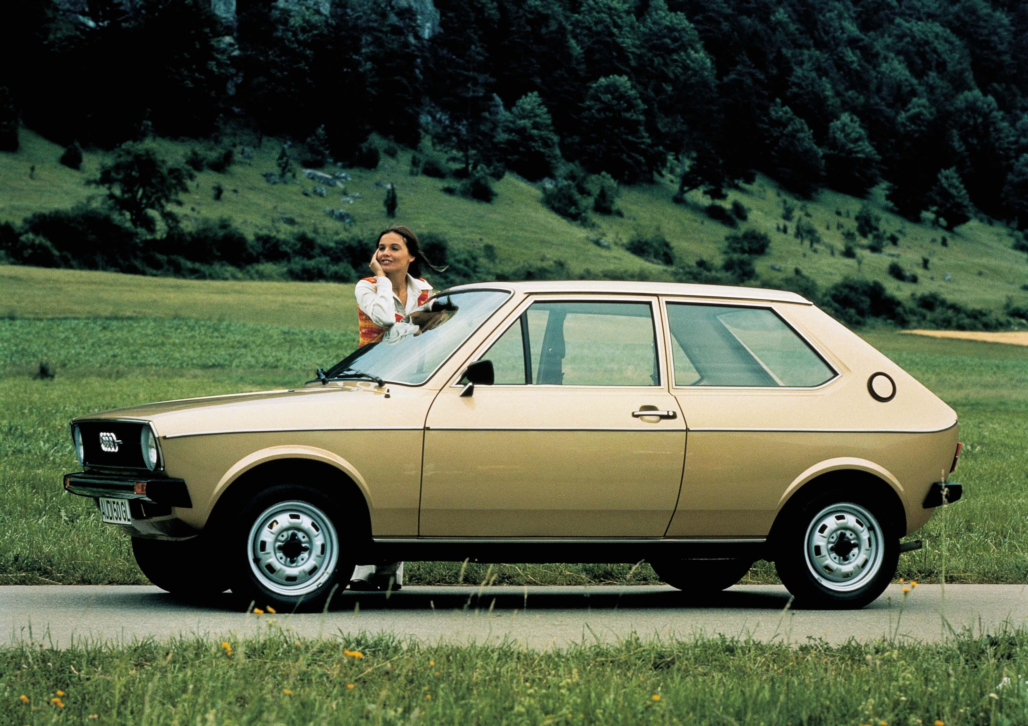 De geschiedenis van Audi