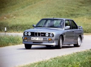 BMW Geschiedenis M3