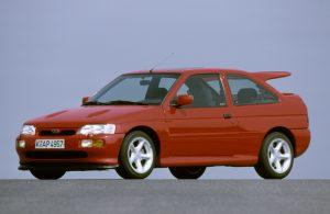 Ford Geschiedenis RS Escort Cosworth