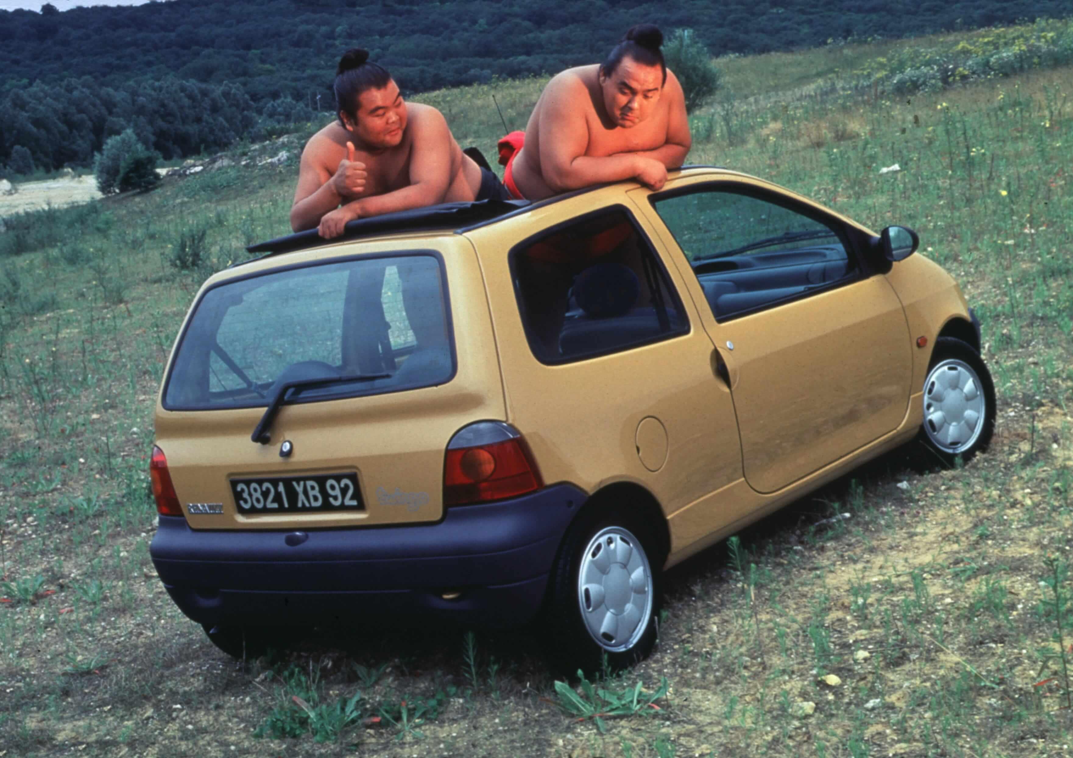 Renault Geschiedenis Twingo