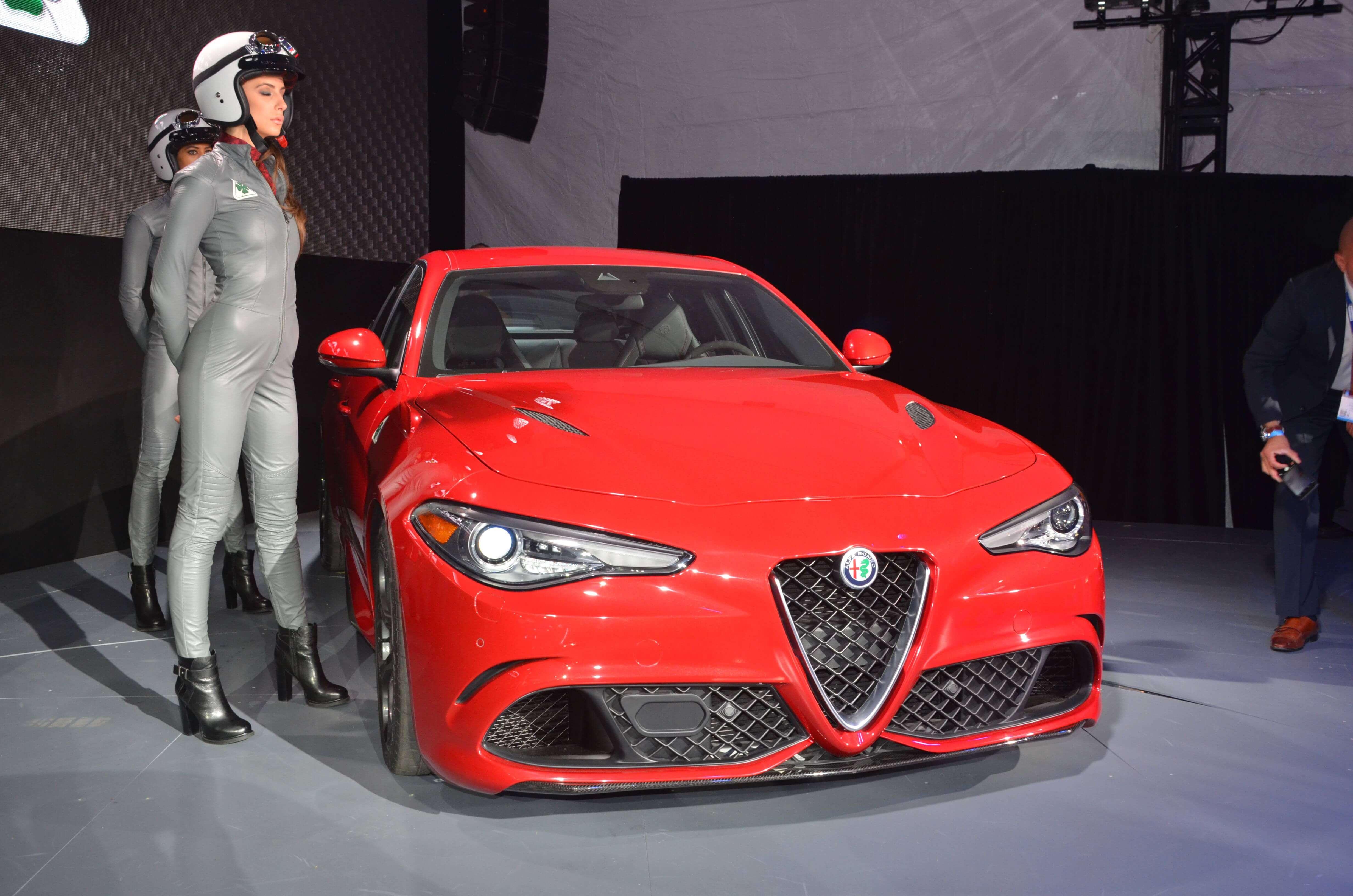 Alfa Romeo Geschiedenis Giuli