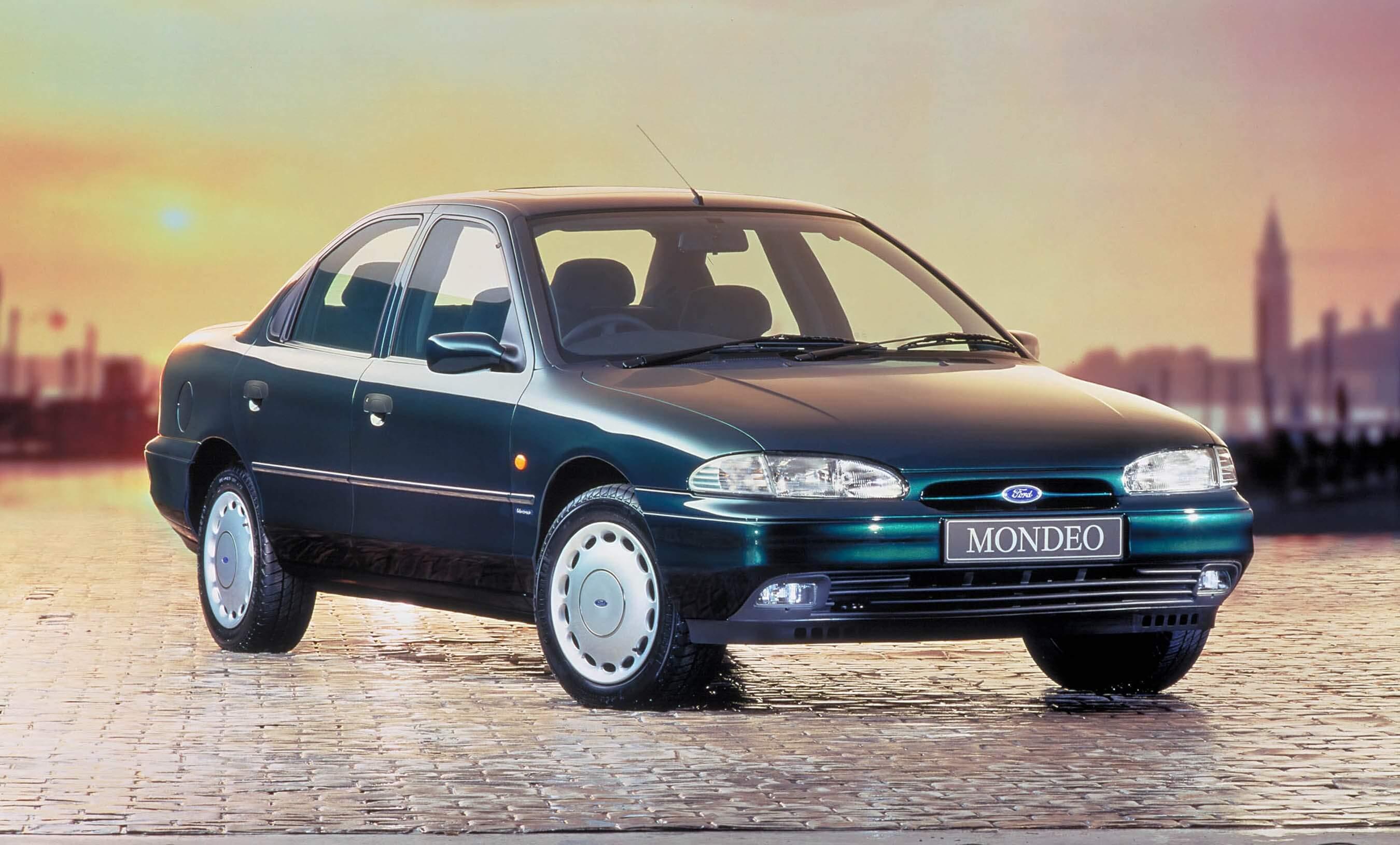 Ford Geschiedenis Mondeo 1993