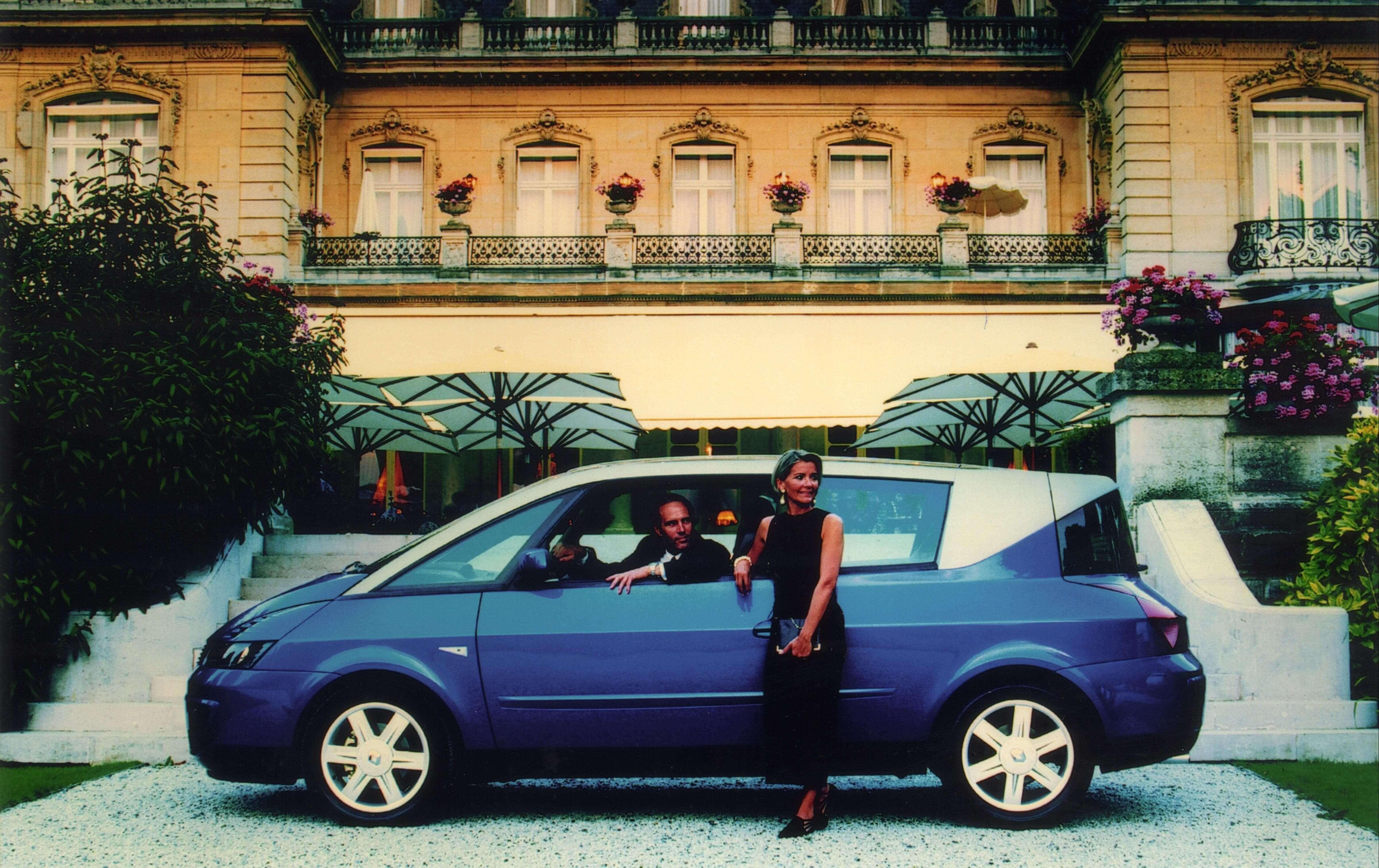 Renault Geschiedenis Avantime