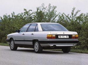 Nieuwe Audi 100