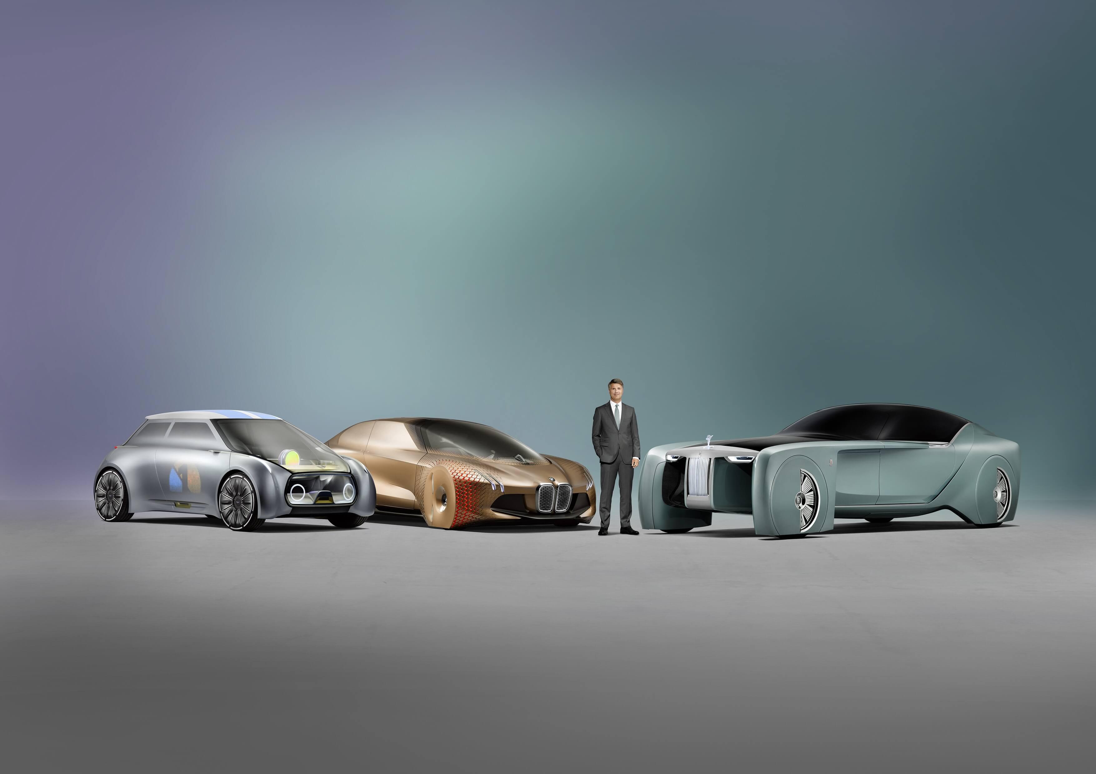 BMW Geschiedenis volgende 100 jaar