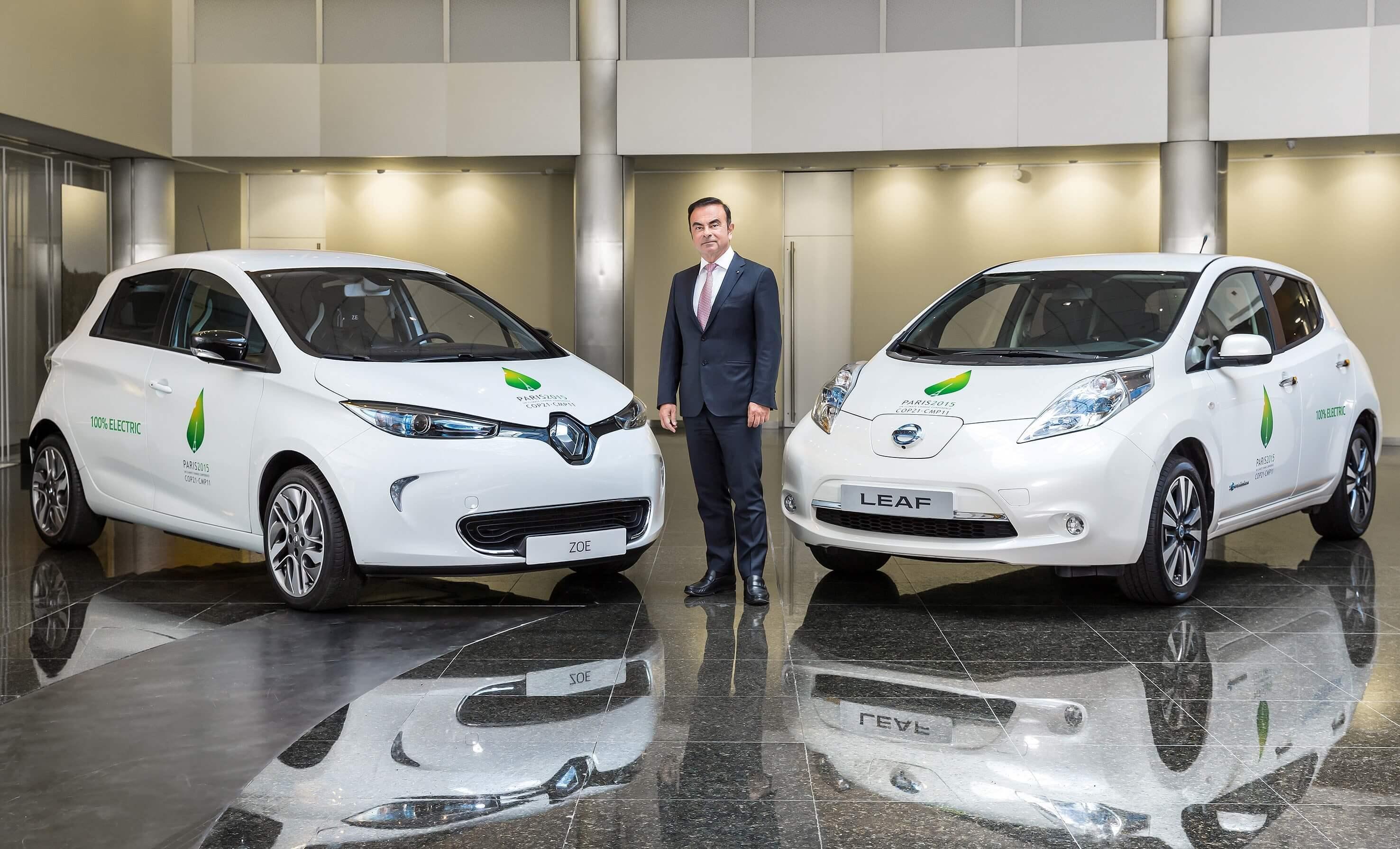 Renault Geschiedenis Carlos Ghosn