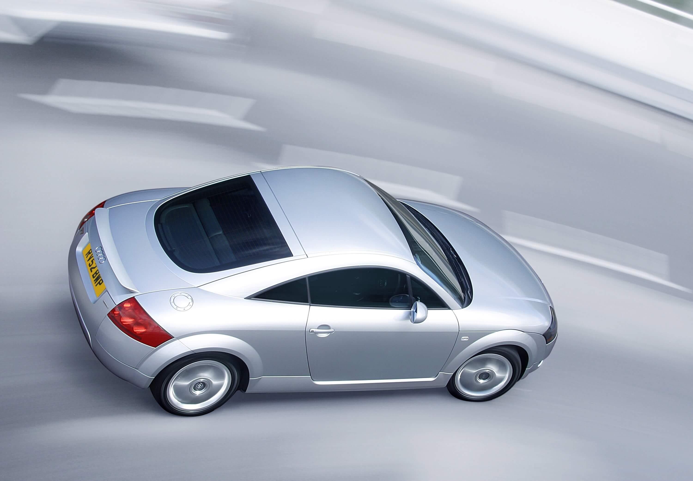 Audi Geschiedenis TT