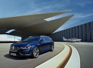 Renault Geschiedenis Talisman