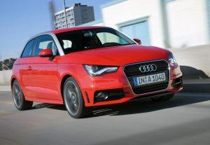 Audi Geschiedenis A1