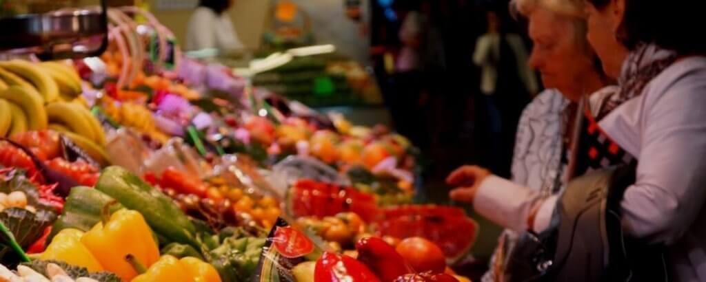 Barcelona mercat