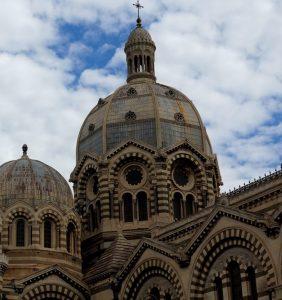 Marseille kathedraal