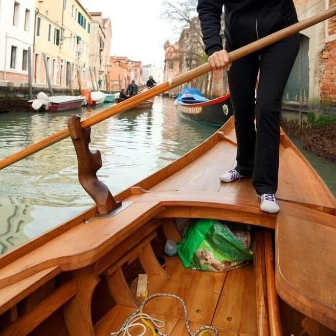 Venetië Row Venice
