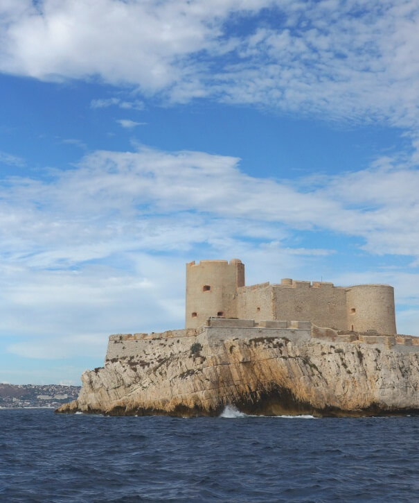 Marseille Chateau d'if