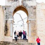 Pastora arch, poort in Moorse stijl in Medina Sidonia