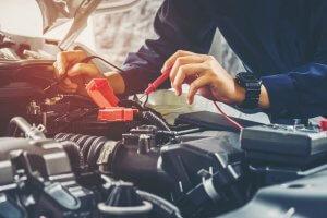 Batterij auto