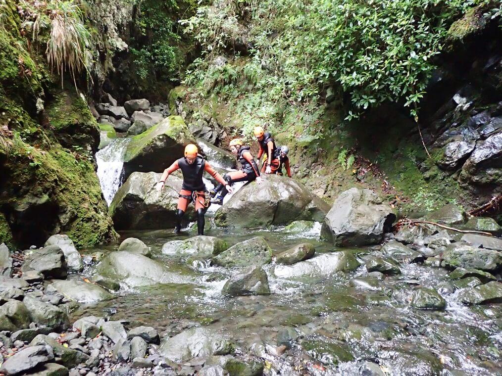 Canyoning Madeira