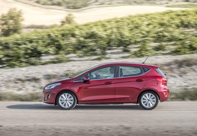 Autotest Ford Fiesta