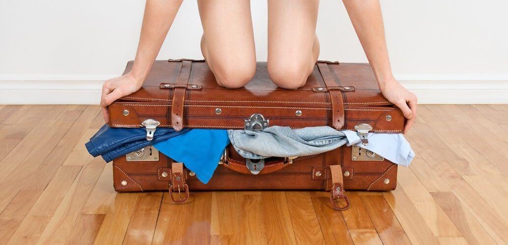 Kleine koffer? 5 handige inpaktips!