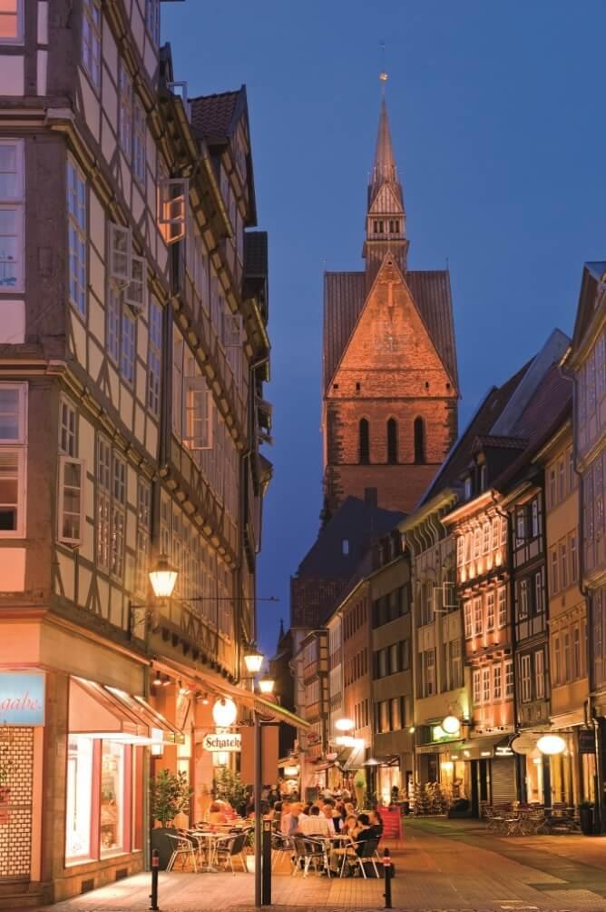 Centrum Hannover