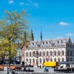 De Grote Markt van Kortrijk