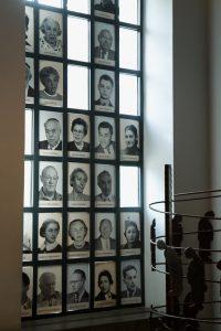 zwart-witportretten van mensen