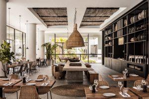 Restaurant van hotel Casa Cook Rhodos