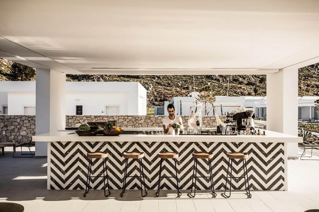 Bar Casa Cook hotel Rhodos