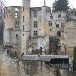 Kasteel van Beaufort in Luxemburg