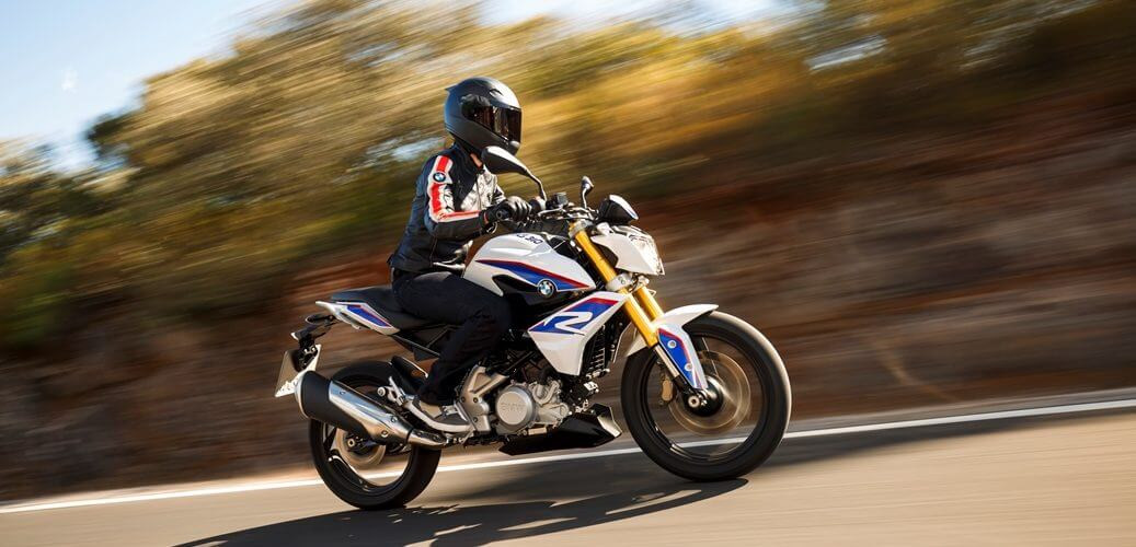 Motortest BMW G 310 R