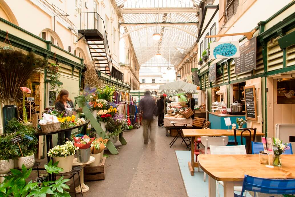 Bristol St Nicholas's Market