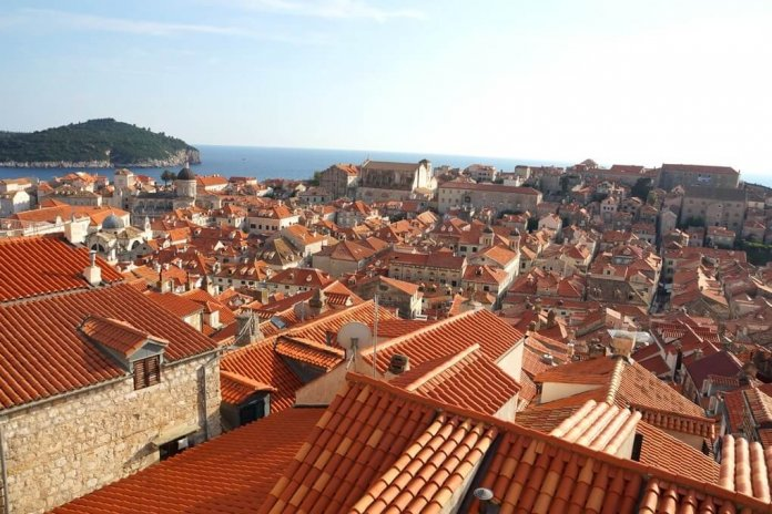 Dubrovnik oude stad
