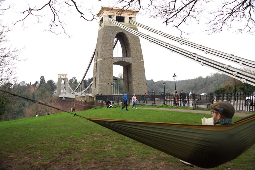 Bristol Suspension Bridge