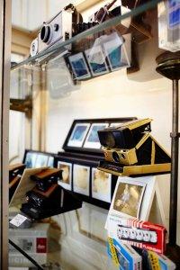 Oude camera's en foto's in Supersense, Wenen