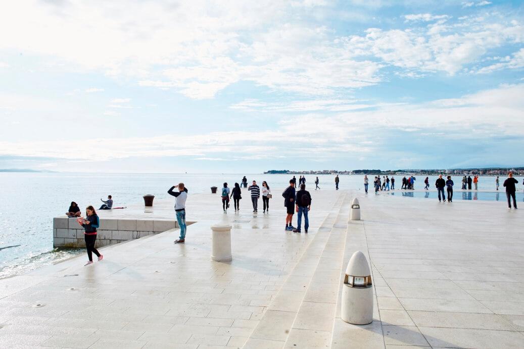 Zeeorgel in Zadar