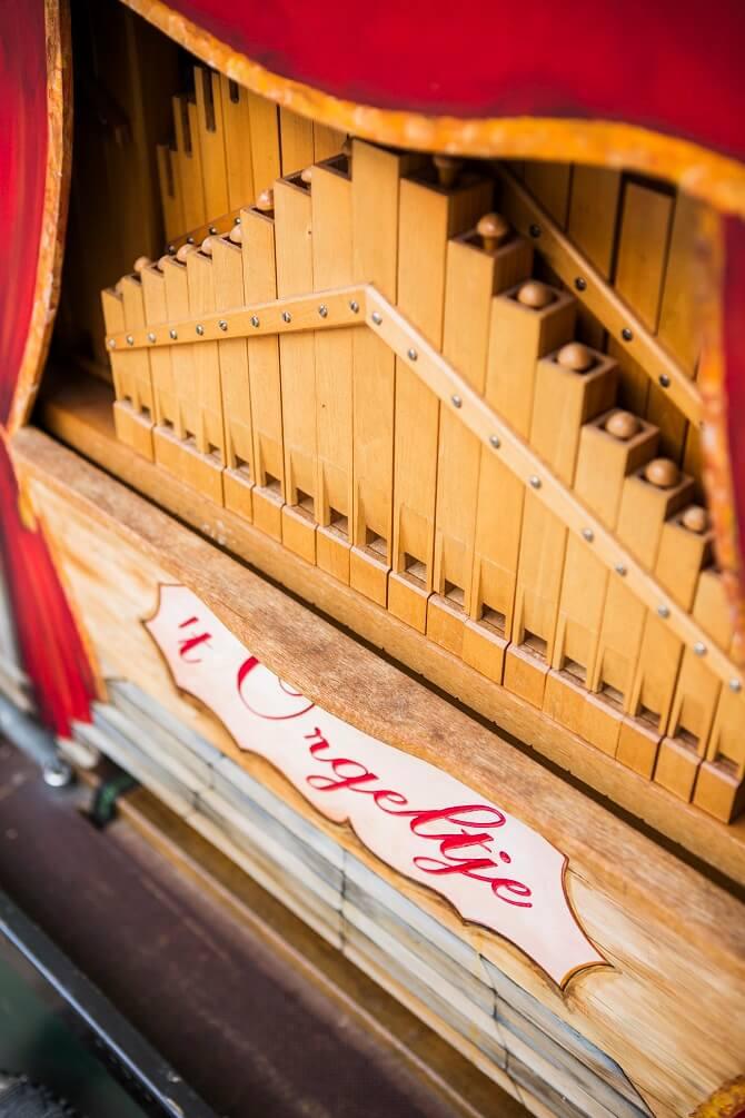 orgelfiets