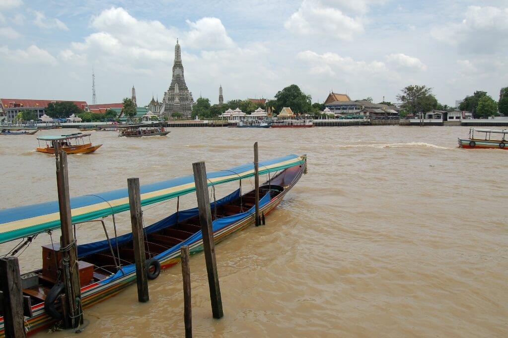 Wereldsteden Bangkok