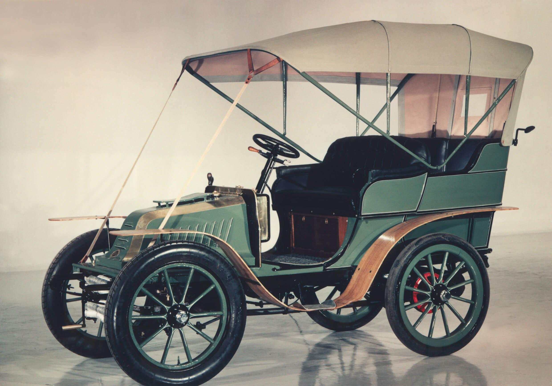 Opel Darracq 1902