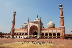 Wereldsteden New Delhi