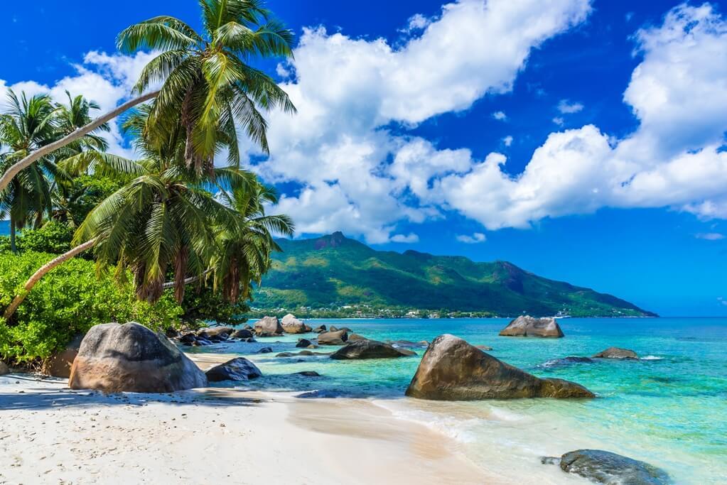 Afrika Seychellen