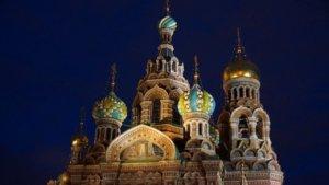 Wereldsteden Sint-Petersburg
