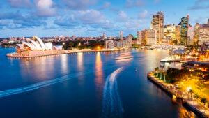 Wereldsteden Sydney