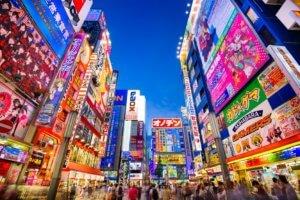 Wereldsteden Tokio